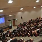 Typical Lecture Hall in Science Building
