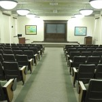 Largest lecture hall on campus
