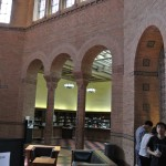 Touring the Library