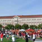 Leavey Library - newest library on campus