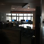 Trading Room at Babson College